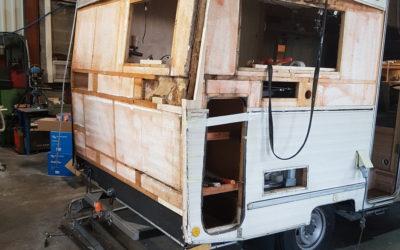 Rénovation camping-car