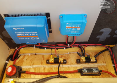 Installation photovoltaique campingtrucks